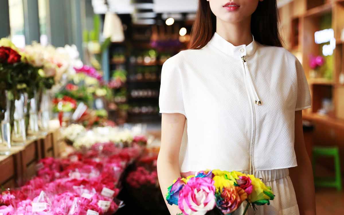 Цветочные магазины - наши друзья