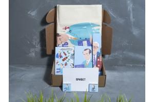 Большой литературный набор «Экзюпери»