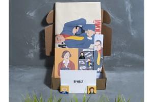 Большой литературный набор «Маяковский»
