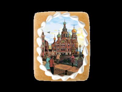 Пряник «Петровский гостинец», совместно с фабрикой Каравай