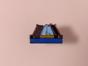 Металлический значок с изображением «Дворцовый мост»
