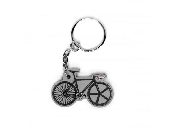 Брелок деревянный «Велосипед», Waf Waf