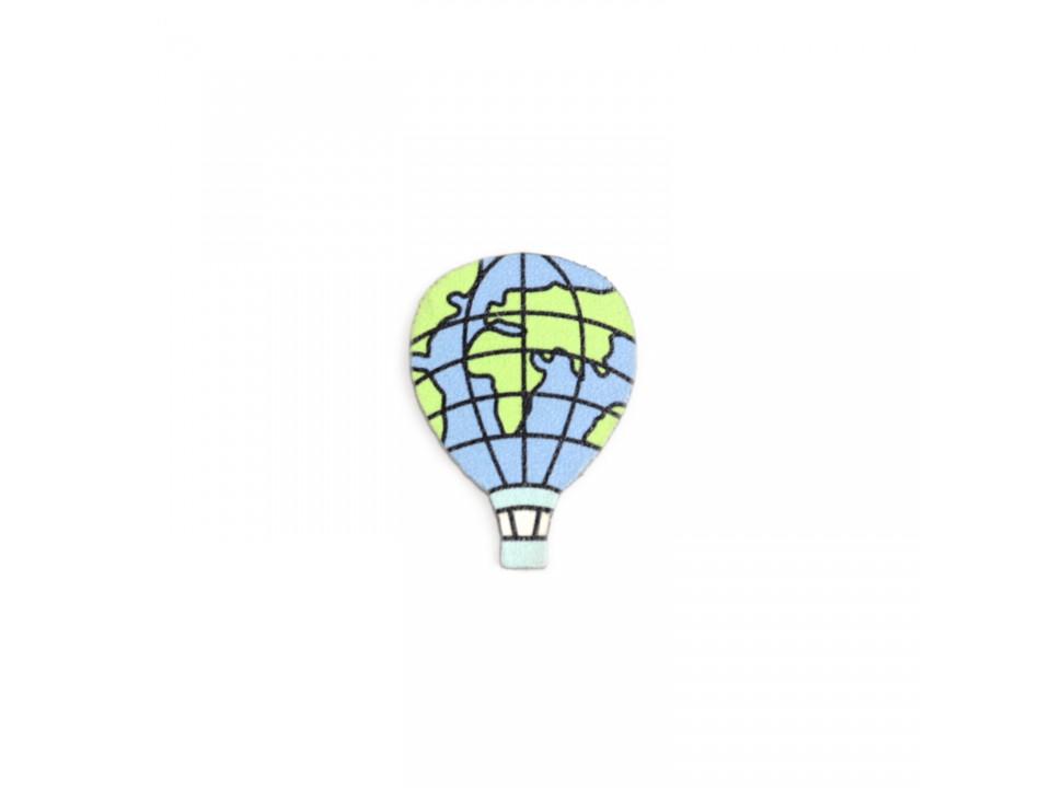 Значок Waf Waf «Воздушный шар» дерево