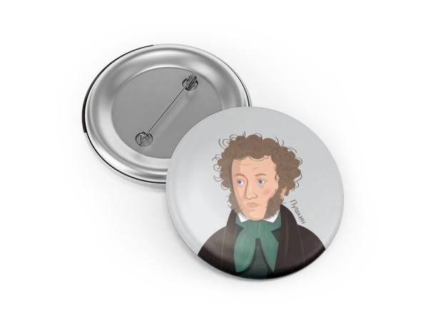 Значок «Пушкин»