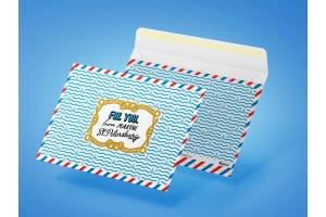Конверт почтовый «Для тебя из морского Санкт-Петербурга»