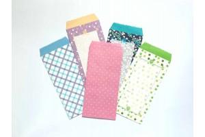 Набор цветных конвертов «Цветочки»