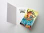 Открытка «Мечты» на дизайнерской бумаге soft touch