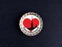 Магнит на холодильник Пробка с магнитом «Saint Petersburg» Петропавловка в сердце