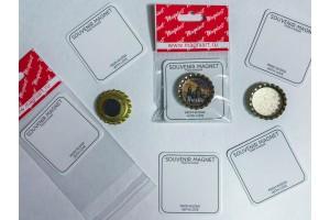 Пробка магнит сувенирная «Спас на Крови» закат фото