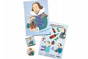 Литературный микс набор «Шекспир»