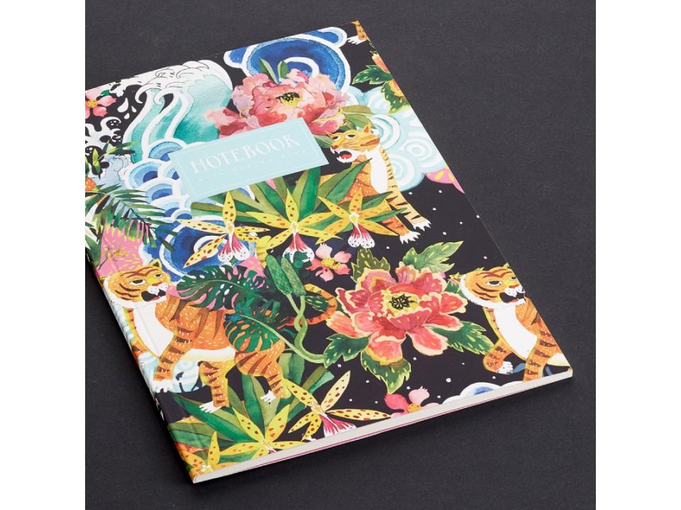 Тетрадь А5 на склейке « Japan» 24 страницы