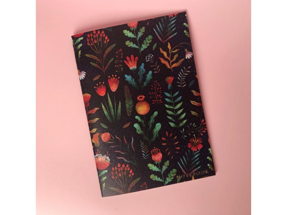 Тетрадь на сшивке « Spring» 24 страницы