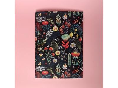 Тетрадь А5 на сшивке « Floral» 24 страницы