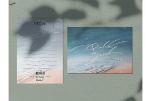 Почтовая открытка «Финский залив»
