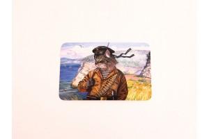 Почтовая открытка «Талисман морской бригады», Александр Завалий