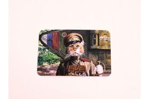 Почтовая открытка «Полный кавалер», Александр Завалий
