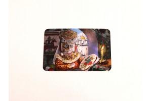 Почтовая открытка «Где ты, витязь мой прекрасный?», Александр Завалий