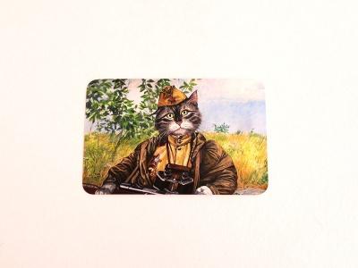 Почтовая открытка «Идеальный разведчик»