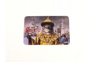Почтовая открытка «Кот всея Руси», Александр Завалий