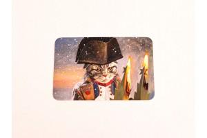 Почтовая открытка «Серый корсиканец», Александр Завалий