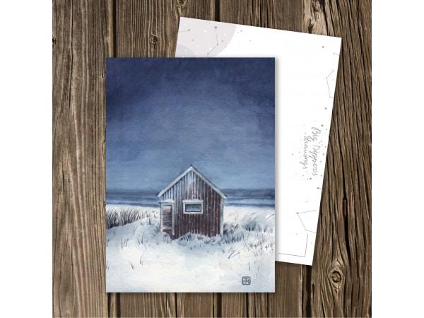 Открыта почтовая  «У северного берега»
