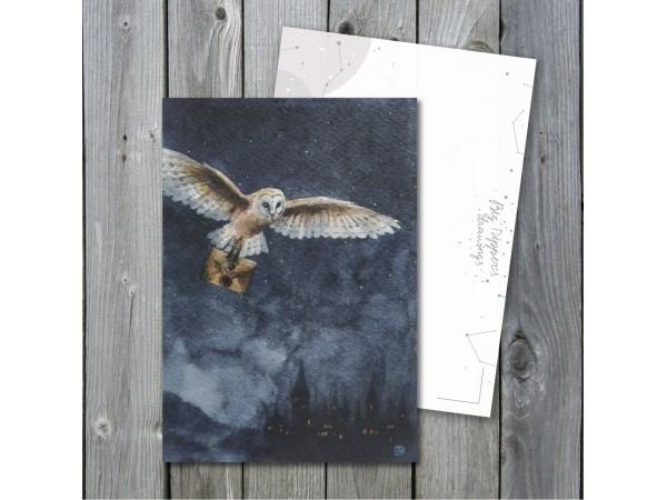 Открыта почтовая  «Письмо из Хогвартса»