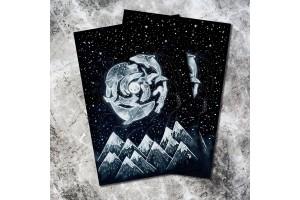 Открыта почтовая  «Звездный хоровод»