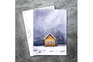 Открыта почтовая  «Фьорд»