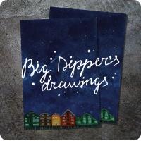 Открытки «Big Dipper's Drawings»