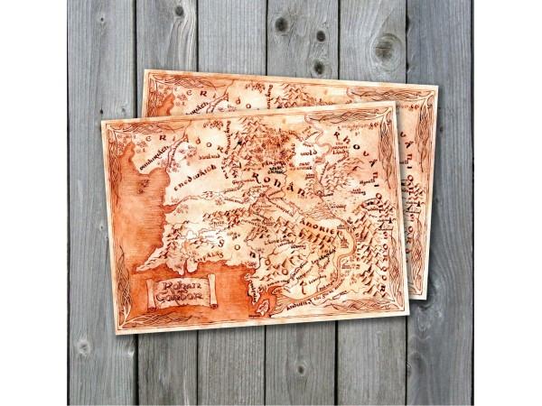 Открыта почтовая  «Гондор и Рохан»