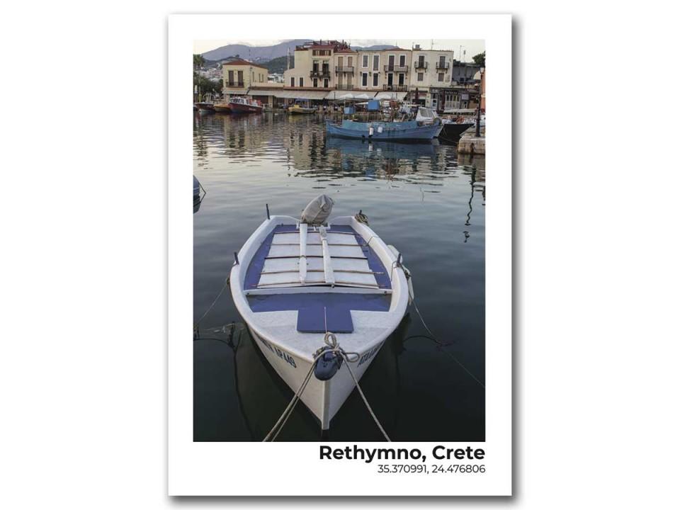Авторская фото открытка. Крит