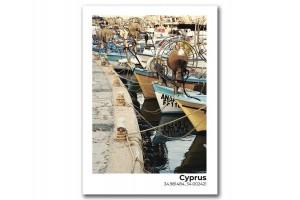 Открытка Остров Кипр