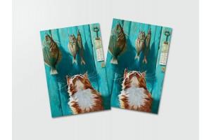 Почтовая открытка «Буйабес», Мария Павлова