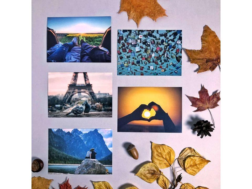 """Почтовые открытки в наборе """"Love is"""""""