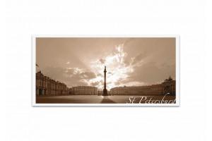 Почтовая открытка фото «Александрийская колонна»