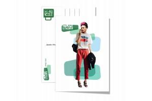Почтовая открытка «Фрида Кало», модные классики