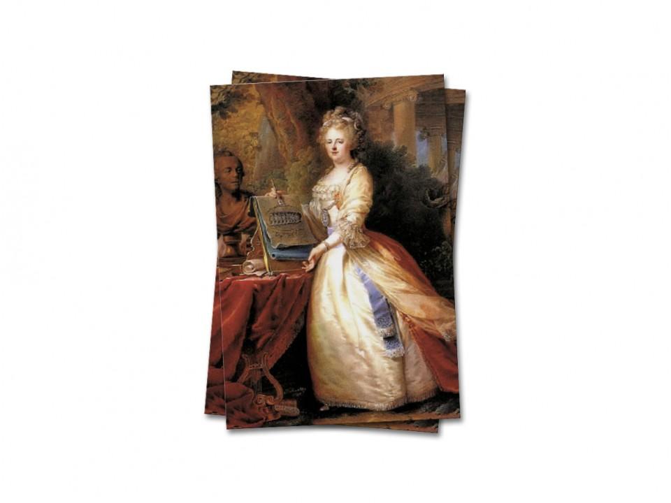 Почтовая открытка Императрица Мария Федоровна