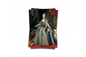Открытка Императрица Екатерина II