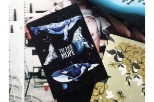"""Почтовая открытка """"Ты мое море"""""""