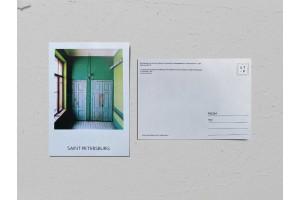 Почтовая открытка фото «Доходный дом Никольского АА», Валерия Кузнецова
