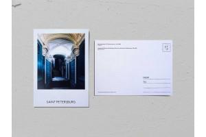 Почтовая открытка фото «Доходный дом Дехтеринского», Валерия Кузнецова