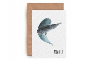 Почтовая открытка «Together»