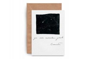 Почтовая открытка «Родителям»