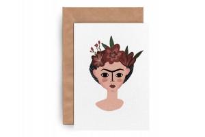 Почтовая открытка «Фрида»