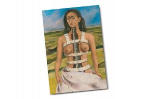 Почтовая открытка «Сломанная колонна», Фрида Кало