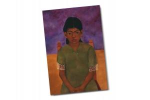 Почтовая открытка «Портрет Вирджинии», Фрида Кало