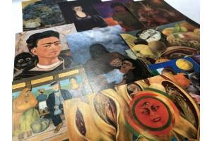 Набор открыток «Фрида Кало». Репродукции 10 шт