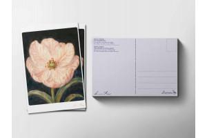 Почтовая открытка «Дюймовочка. Цветок», Антон Ломаев