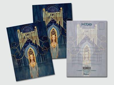 Почтовая открытка «Александрия»