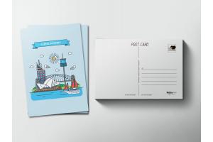 Почтовая открытка «Sydney»